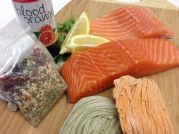 Salmon and Pasta Pairing